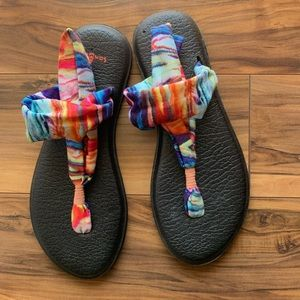 Sanuk got  Yoga sling 2 multicolored